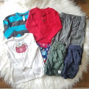 Other - Toddler Boys 3T Lot Bundle of 7